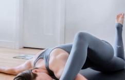 【身材锻炼】1 平米在家练出维密身材